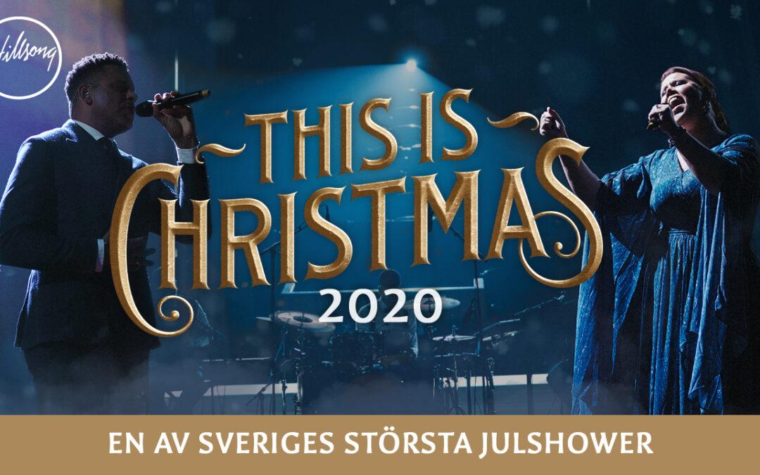 Stor Julshow